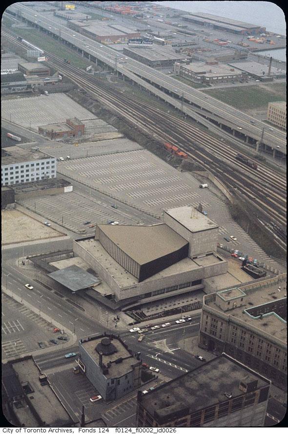 toronto rooftop