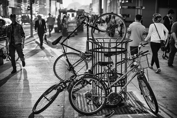 Toronto Bike Parking