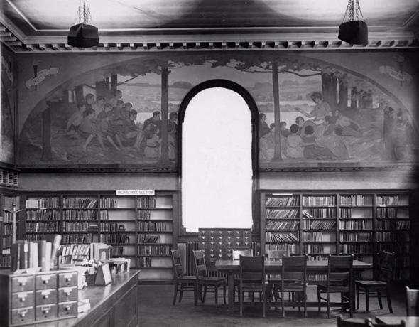 Toronto Public Library History