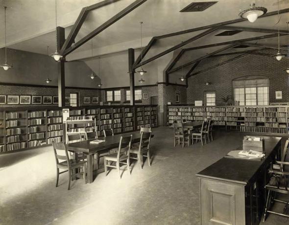 Library Toronto History