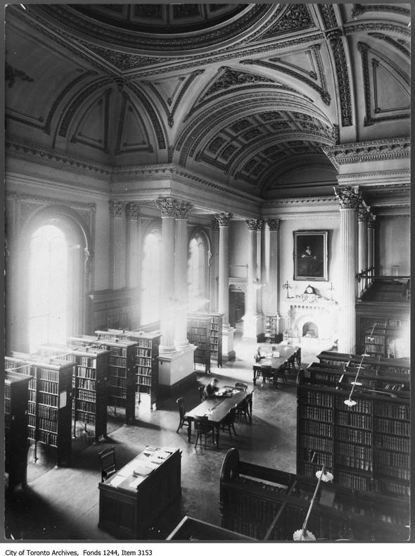 Osgoode Hall Library