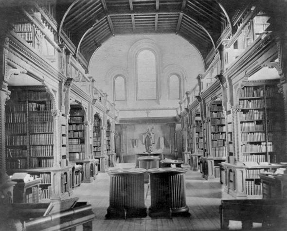 University College Library Toronto