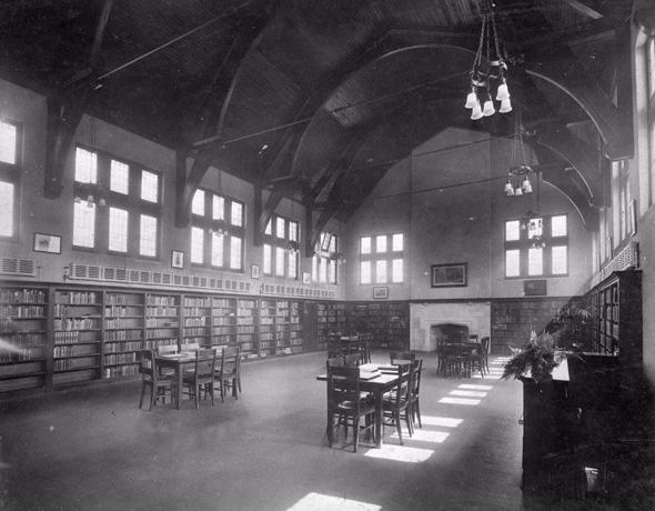 Wychwood Library