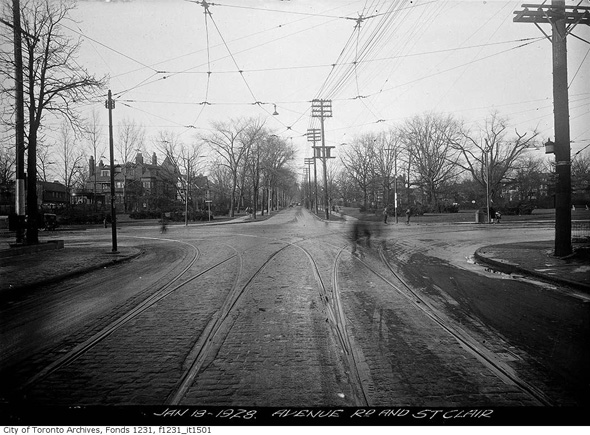 This Is What St Clair Avenue Looked Like In Toronto 100