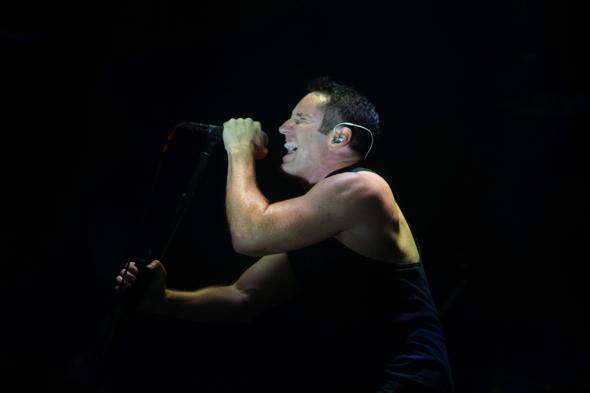 Nine Inch Nails Concert