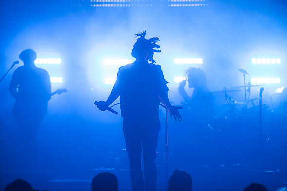 The Weeknd Massey Hall 2013