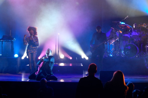 Simple Minds at Massey Hall