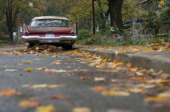 Vintage car toronto