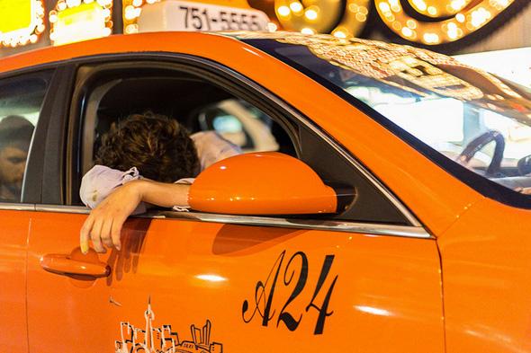 Toronto taxi cab
