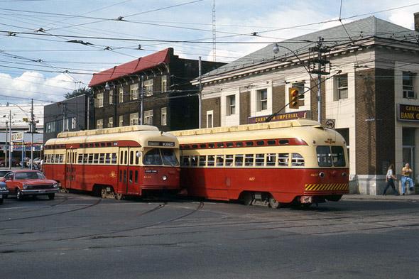 PCC Streetcar