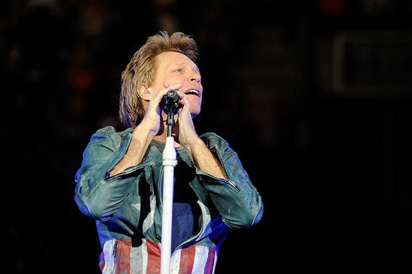 Bon Jovi at the ACC