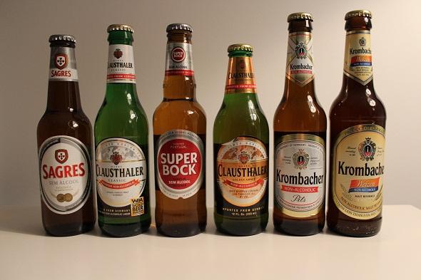 non-alcoholic beer toronto