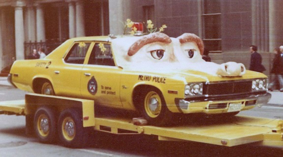 That Time The Toronto Police Had A Talking Police Car