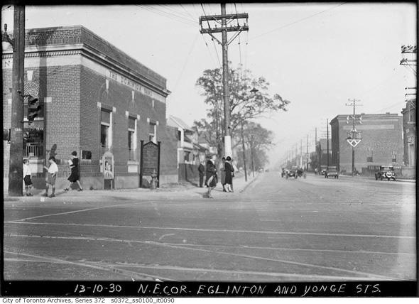 Eglinton Ave