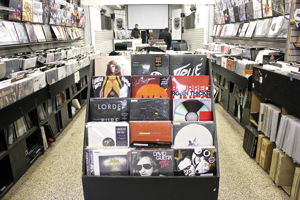 the top 20 record stores in toronto by neighbourhood. Black Bedroom Furniture Sets. Home Design Ideas