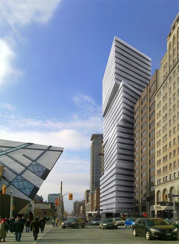 Exhibit Residences Toronto