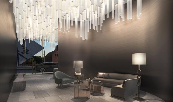 New In Toronto Real Estate Exhibit Residences
