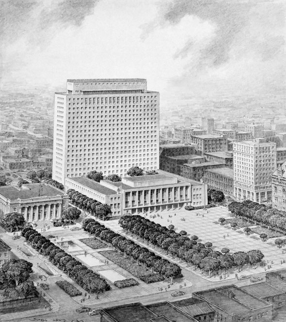 toronto city hall design