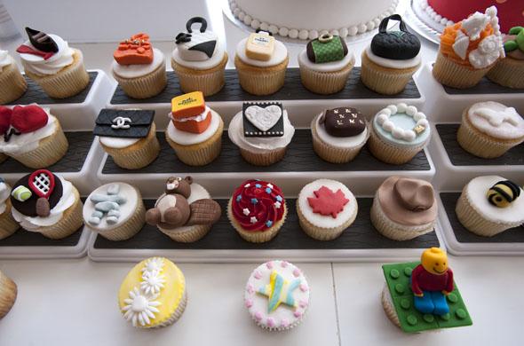 Le Dolci cupcakes