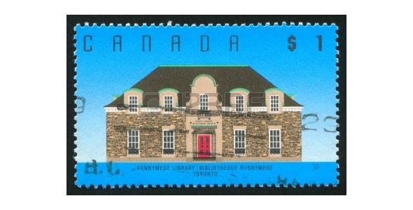 Toronto stamp