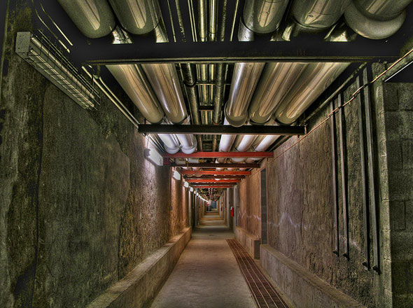 Humber road tunnels