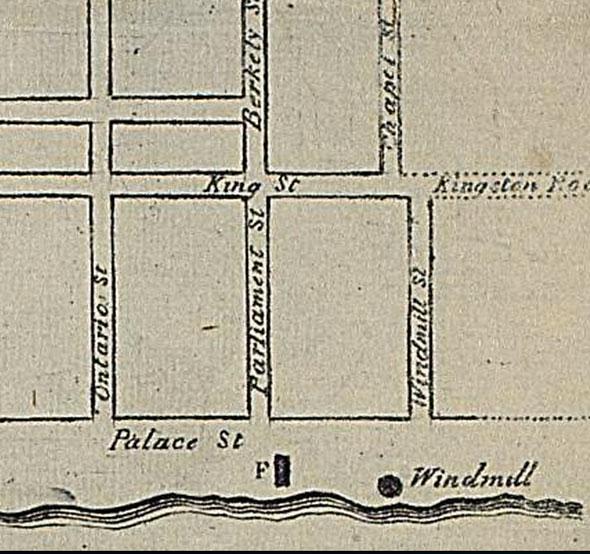 toronto parliament street