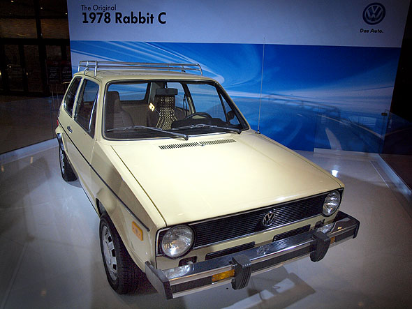 1978 VW Rabbit