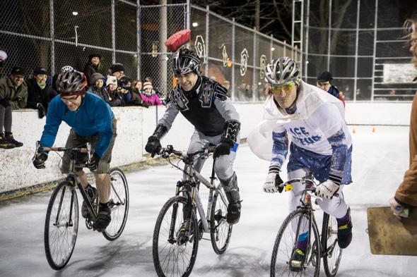 icycle bike race