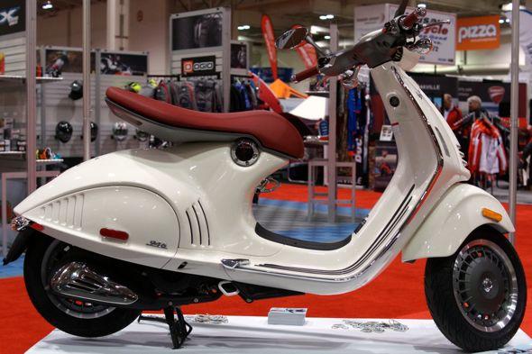 Toronto Motorcycle Show 2014