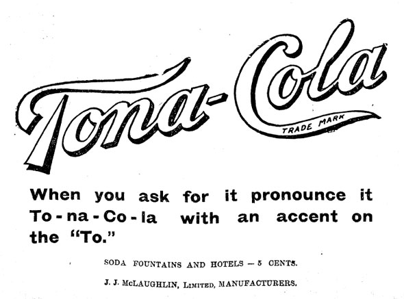 toronto tona-cola