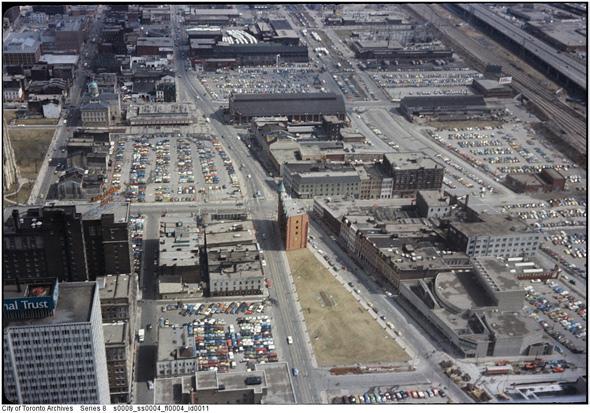 Toronto Airport Parking >> A 1970s Toronto photo extravaganza