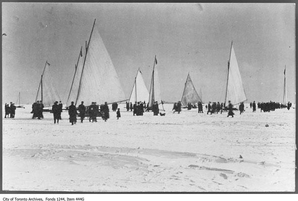 toronto iceboat