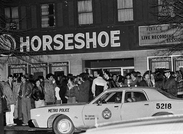 Horseshoe Tavern 1970s