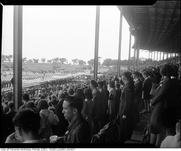 Exhibition Stand Rules : What exhibition stadium used to look like in toronto