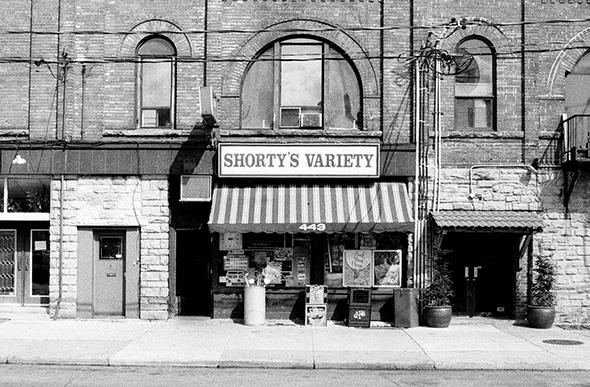 Shortys Variety Toronto