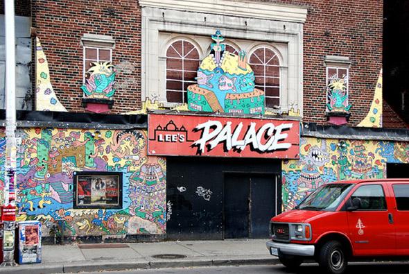 Lees Palace History