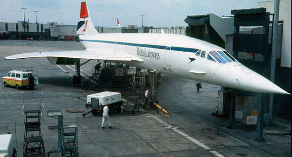concorde heathrow