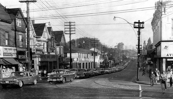 toronto traffic archive