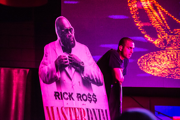 Rick Ross Toronto