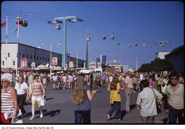 toronto cne 1970s