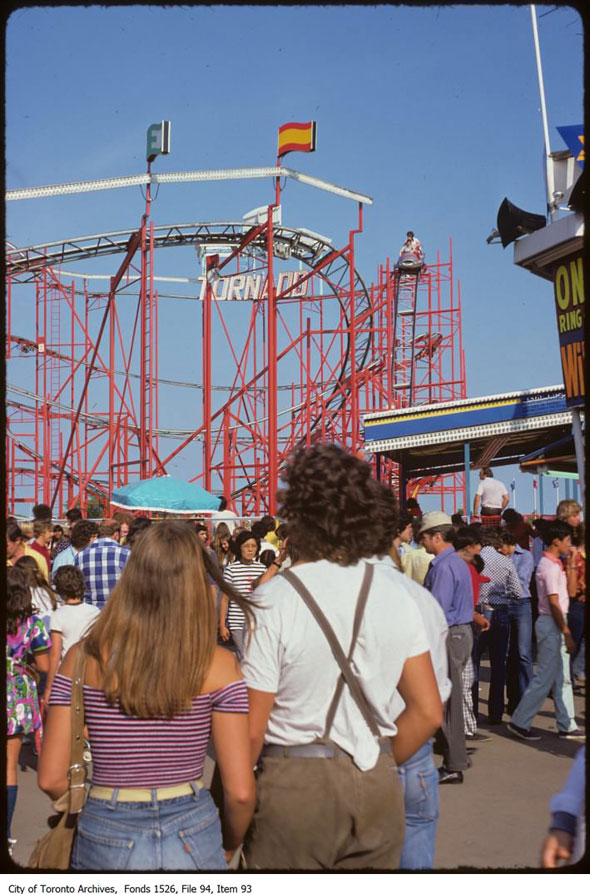 What The Cne Looked Like In The 1970s