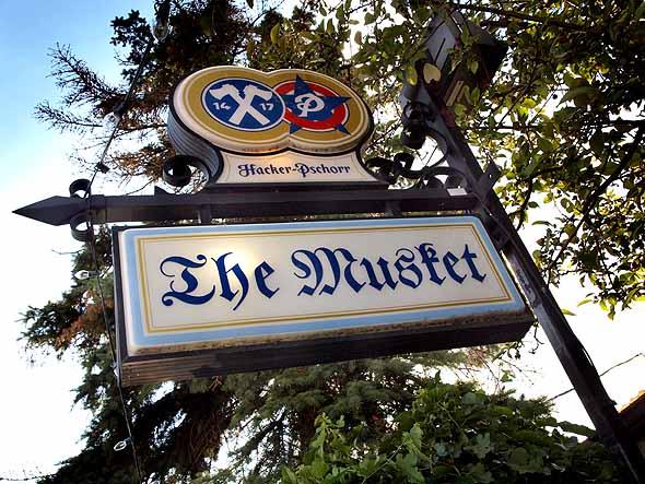 Musket restaurant toronto