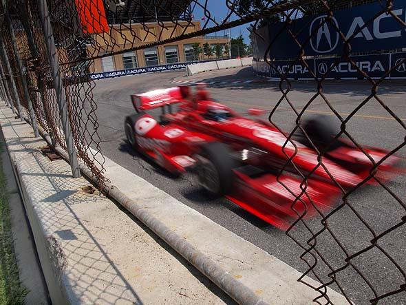 Indycar in Toronto