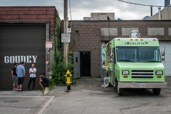 Geary Lane Toronto