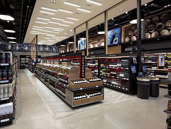 LCBO concept store