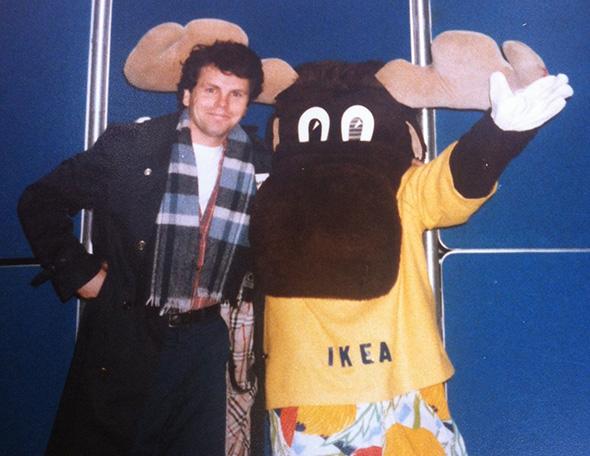 Mr Moose