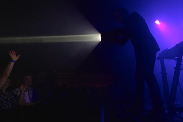 Retro Futura Tour at Kool Haus in Toronto