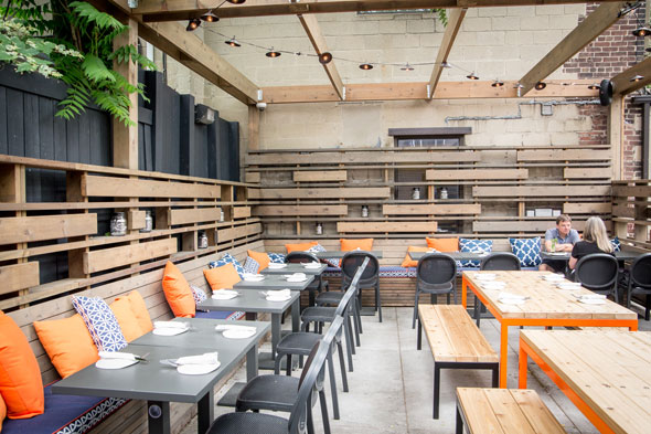 The best restaurant patios in toronto