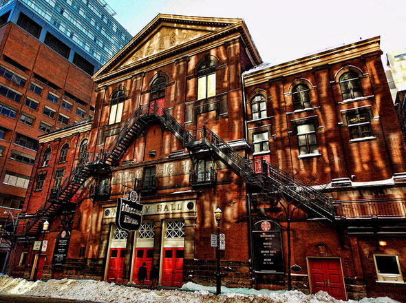 toronto massey hall