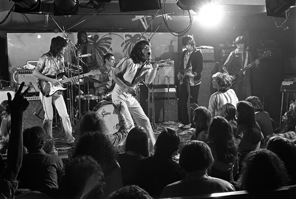 Rolling Stones El Mocambo